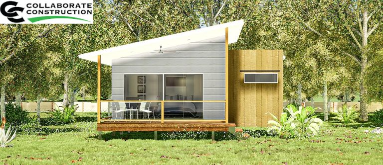 Granny Flat home construction